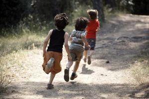 Cómo mejorar las habilidades de desarrollo física en los niños