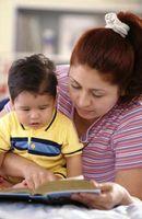 Los padres y habilidades de comunicación con los niños el uso de gestos