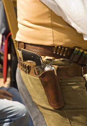 Las ventajas de una aleta de la pistolera
