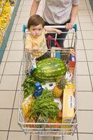 Las mejores opciones para los primeros alimentos sólidos de un bebé