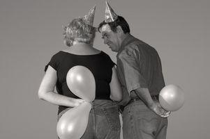 Ideas para una fiesta de cumpleaños quincuagésimo