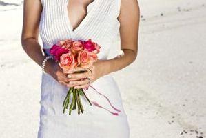 Ideas para Flores para bodas en la playa-temáticas