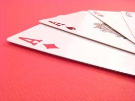 Tarjetas de Skat instrucciones del juego