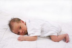 Cosas que se necesitan para tomar un bebé a casa del hospital