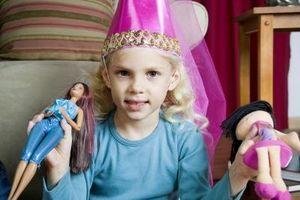 Ideas para juegos para jugar con Barbies
