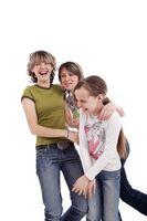 Actividades para la escuela secundaria de los padres