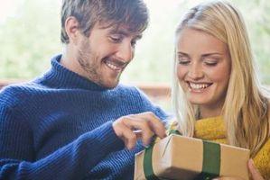 Ideas de regalos para las parejas casadas