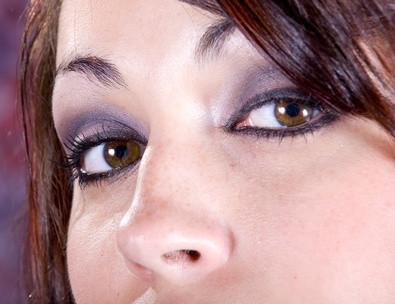El efecto del color de los ojos en Optical Illusions