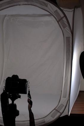 Cómo construir una caja de luz hecha en casa por ampliación fotográfica