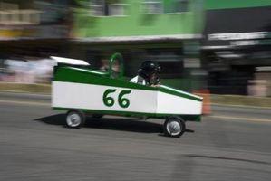 Cómo construir un Go Kart de la vendimia