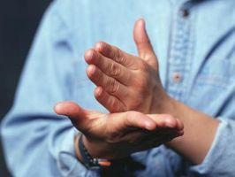 Etapas de la adquisición del lenguaje de signos
