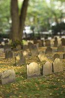 Cómo localizar Graves de su antepasado Usando Buscar lápida