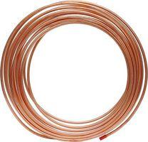 Como prueba de la pureza de cobre