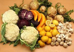 Cómo producir electricidad procedente de diferentes frutas y verdura