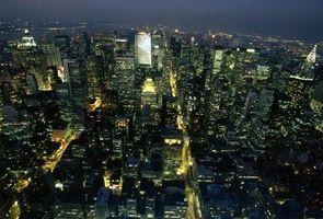 ¿Qué pueden hacer en adolescentes de Nueva York en la noche?