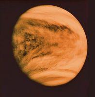 Cómo hacer un proyecto Imagen del planeta Venus