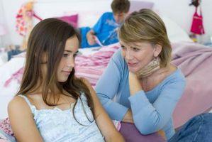 Información de los padres sobre los adolescentes y Encuentros