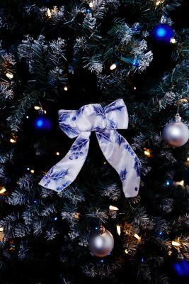Acerca de las luces del árbol de Navidad en miniatura