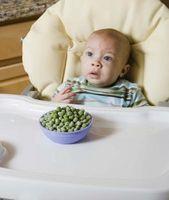 Cómo preparar las zanahorias como alimento de dedo por un bebé