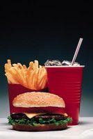 Comportamiento conservantes en los alimentos y el Niño