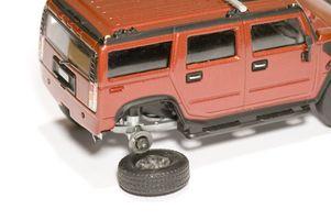 Cómo quitar las ruedas de Modelos a Escala 1:18