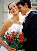 Ideas para una boda Rojo, Blanco y Negro
