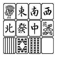 Paso a paso para llegar Mahjong