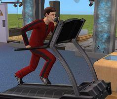 Cómo convertirse en un salón de la fama del atleta en Los Sims 2