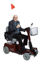 Dispositivos de transporte eficaces para las Personas de Edad
