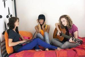 Actividades para recaudar fondos que atraen a los adolescentes
