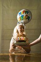 Ideas para escribir sobre una torta de cumpleaños