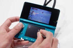 Juegos DS que utilizan la pantalla táctil de un lote