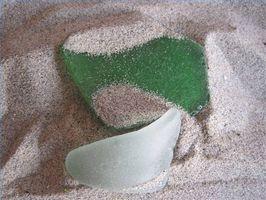 Ideas para la playa de cristal del mar