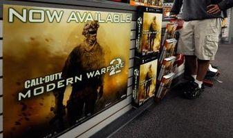 G4 Cheat Sheets para 'Call of Duty: Modern Warfare 2' para Xbox 360