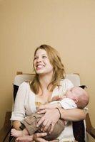 Consejos para calmar a un bebé recién nacido, llorando dormir por la noche