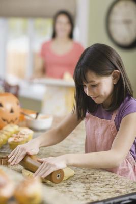 Los productos alimenticios para hacer para Halloween