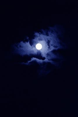 ¿Qué ocurre durante una luna azul?