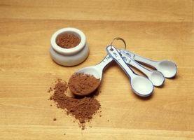 Mezcla de bebida de chocolate en pasteles Bolsa Ideas del regalo