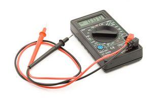 Cómo solucionar problemas de un amperímetro