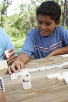 Juegos con fichas de dominó para la enseñanza de matemáticas