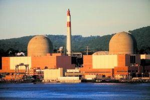Las centrales nucleares y los recursos ambientales