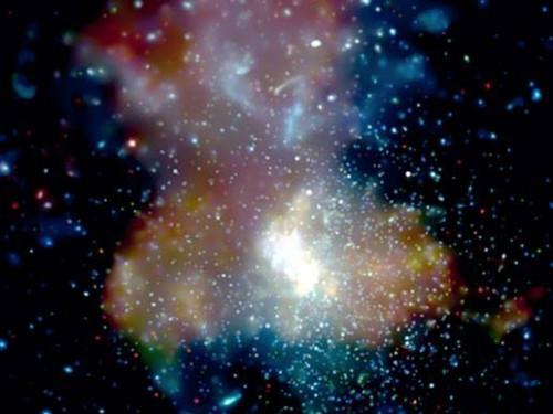 Acerca de las estrellas y de las galaxias
