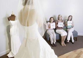 Las instrucciones para Velos de novia de costura