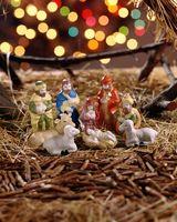 Biblia Artesanía de Navidad para los niños