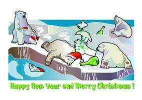 Cómo hacer tarjetas de Navidad en línea para enviar por correo electrónico