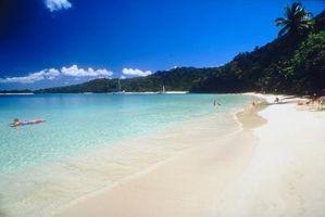 Factores que influyen en las costas y playas