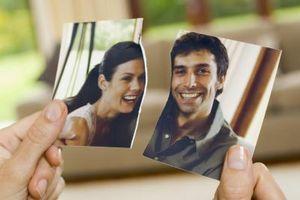 La comparación de las etapas del duelo a la ruptura de una relación