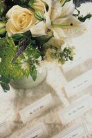 Cómo utilizar Sauce rizado como una decoración para una boda