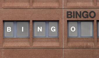 Cómo hacer su propio juego del bingo Imagen