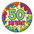 Cómo lanzar una fiesta de cumpleaños número 50
